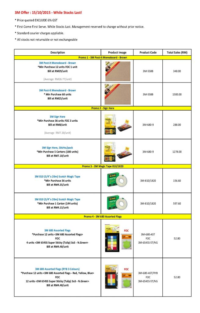 3M October Offer_Page_1